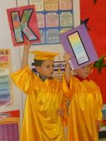 """K"" is for Kolias....I mean Kindergarten"