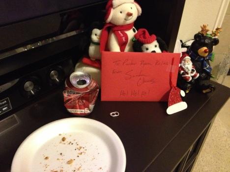 Santa - Proof he exists